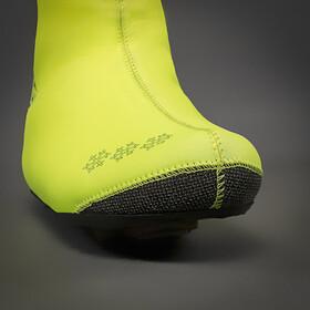 GripGrab Arctic Waterproof Hi-Vis Thermal Shoe Covers Fluo Yellow